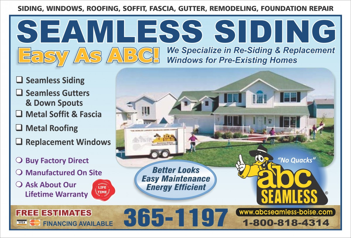 Siding Window Roofing Soffit Gutter Emmett Connections