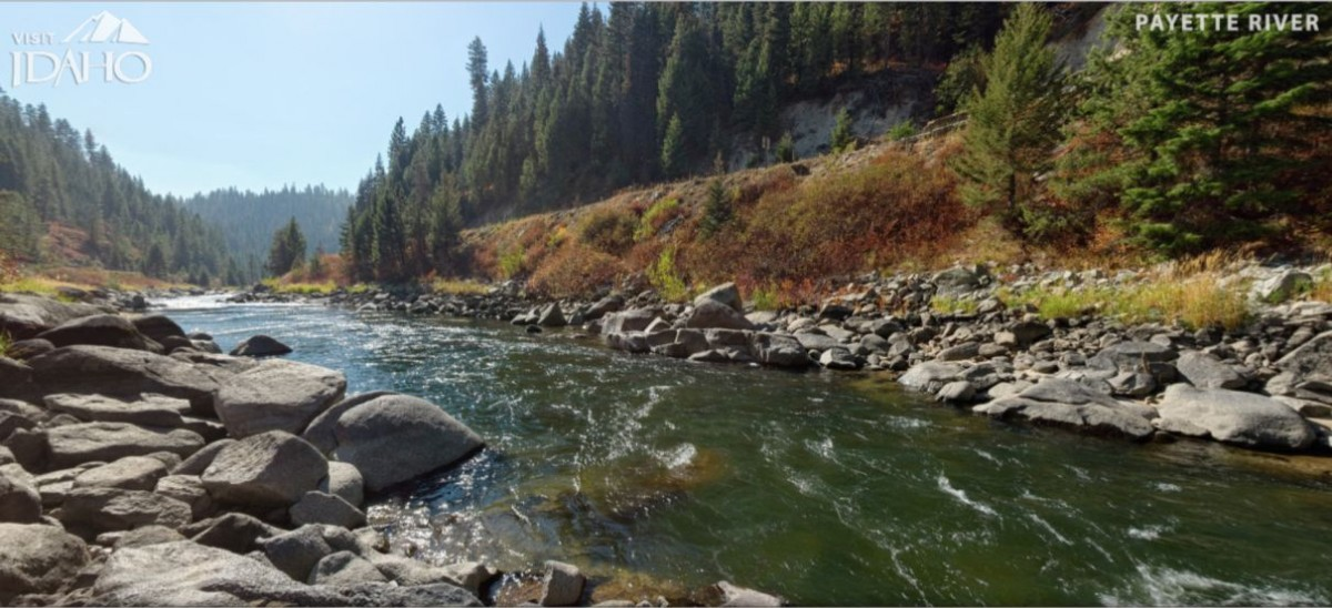 Payette River 360 Tour