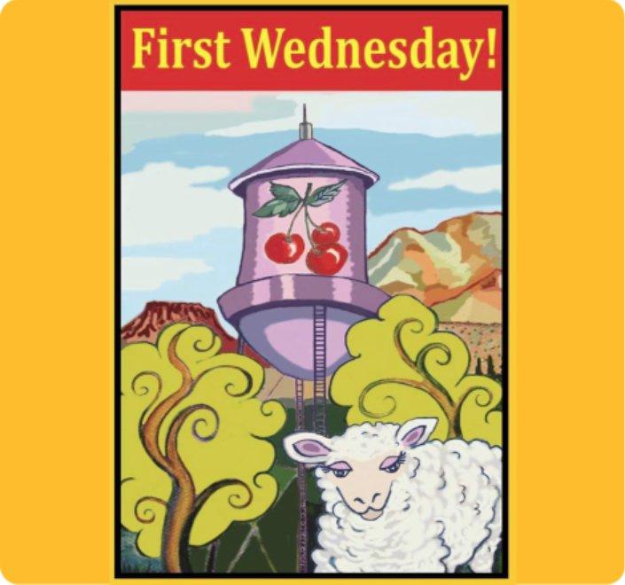 First Wednesday - Emmett